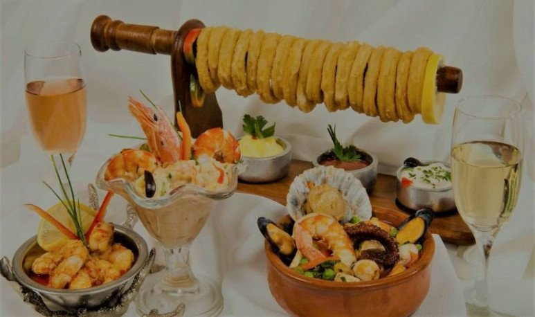 where to eat seafood in madryn