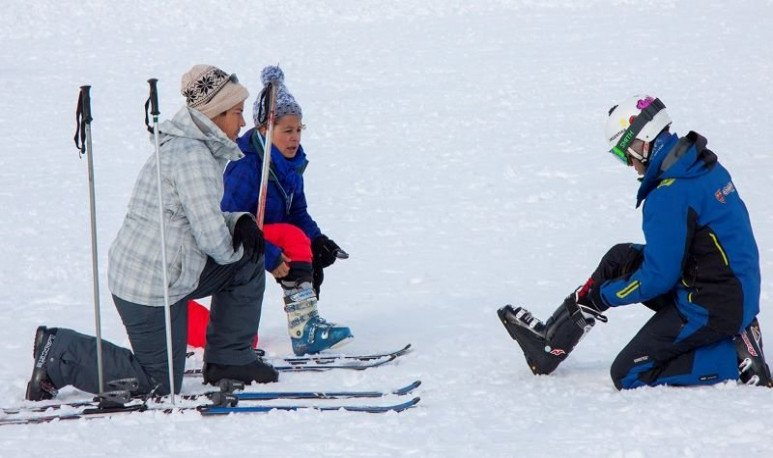 ski center in neuquen