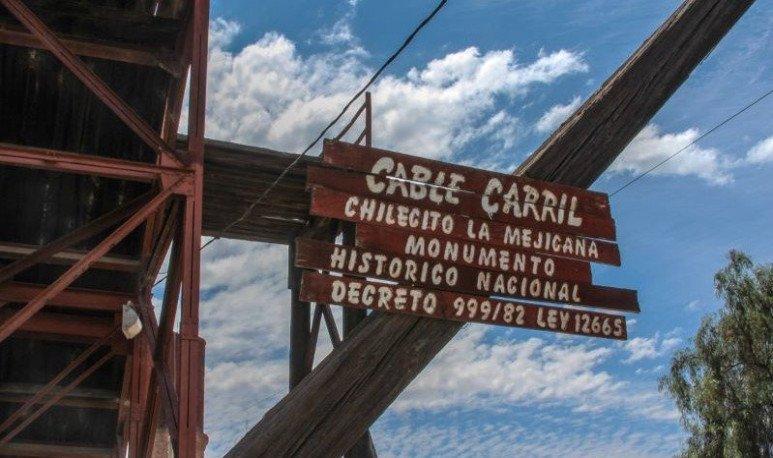 cable carril la mexicana