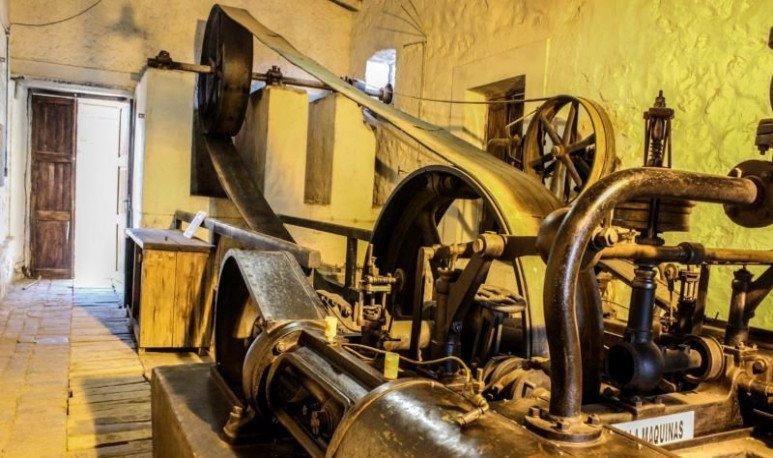 museo de maquinarias la mexicana la rioja