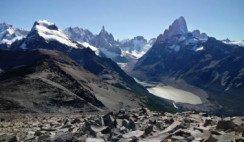 el calafate santa cruz patagonia argentina