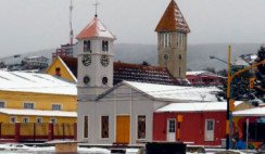 Iglesia Parroquial de Ushuaia
