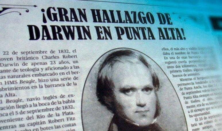 Darwin en Argentina