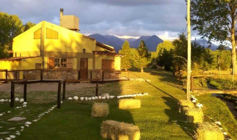 3 experiencias de turismo rural en Uspallata