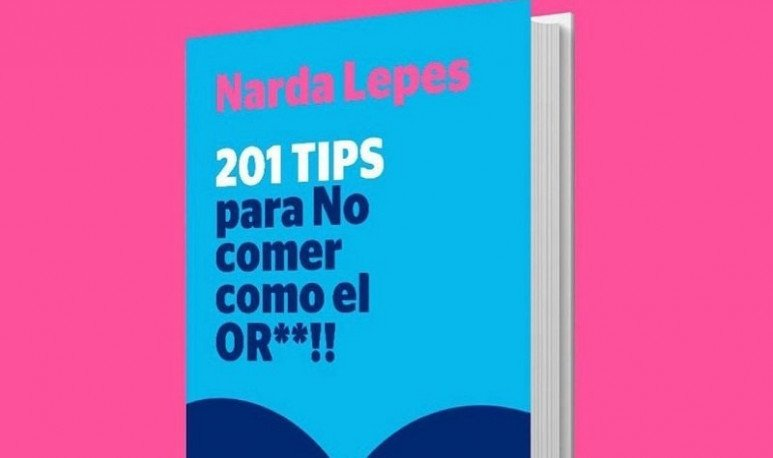 book by narda lepes