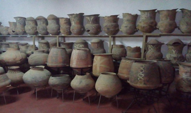 "Archaeological Museum ""Eric Boman"""
