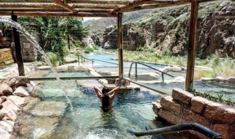 hot springs of cacheuta in mendoza