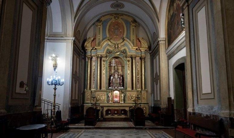 apostle altarpiece saint peter cathedral