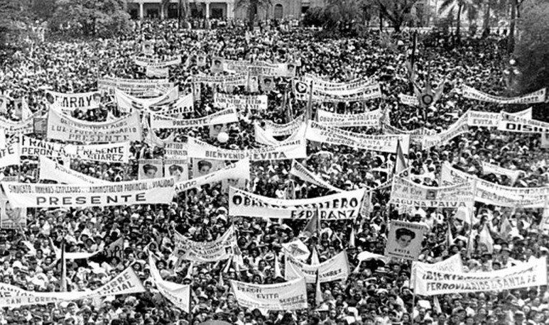 movimiento obrero argentino