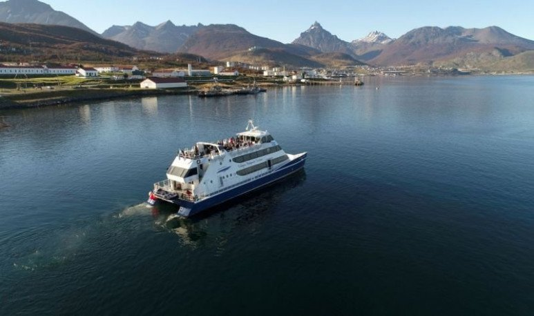 navigate the beagle channel