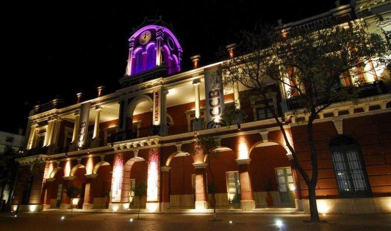 centro cultural del bicentenario santiago del estero