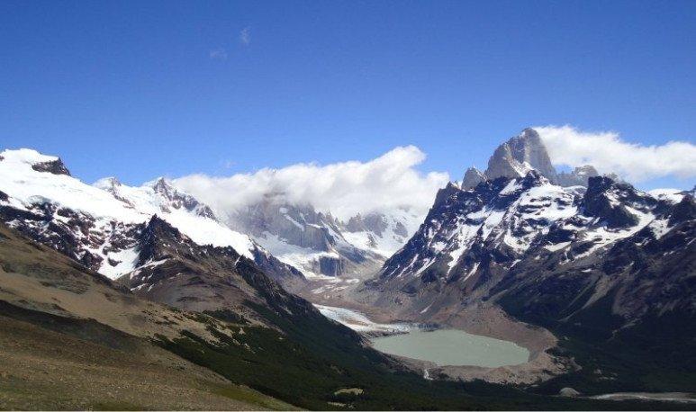the calafate santa cruz patagonia argentina