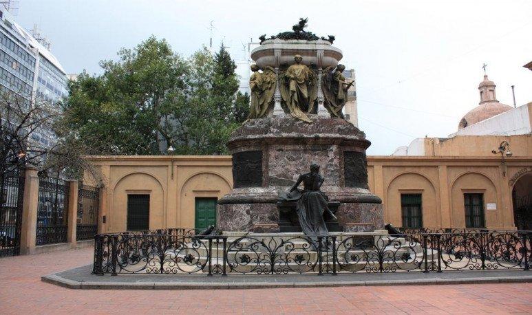 mausoleo de general belgrano