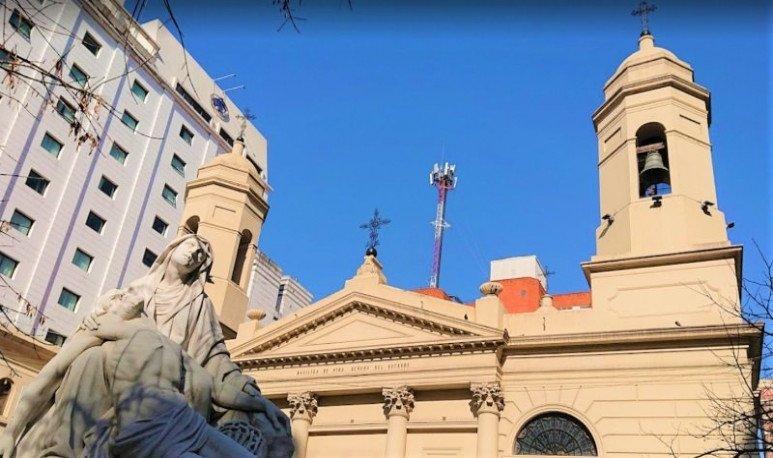 basilica Our Lady of Socorro