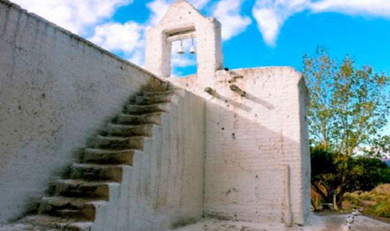 The secret chamber of Achango