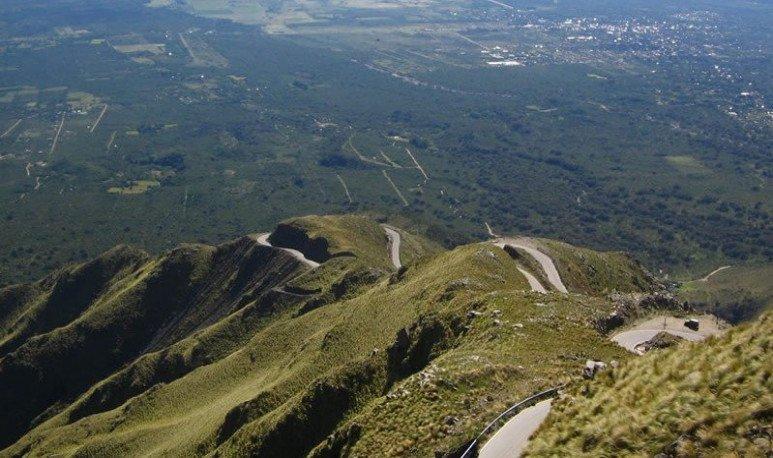 camino a cerro blanco