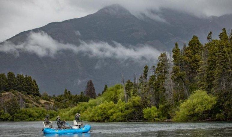 sport fishing in trevelin
