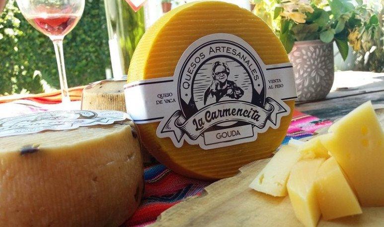 queso gouda la carmencita