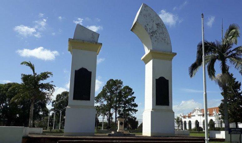 Yapeyú en la provincia de Corrientes tiene una historia de cas 4 siglos, y es la cuna del Libertador de América