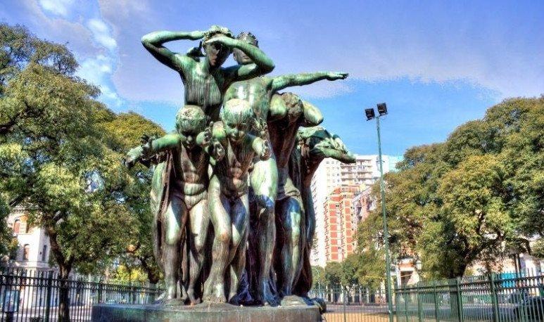 monumento canto al trabajo