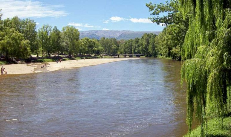 rio mina clavero