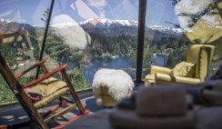 Glamping, la Patagonia Inspira