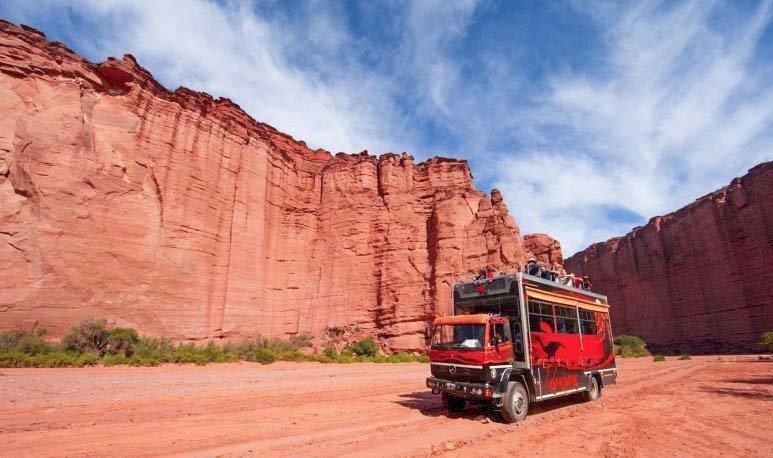 Este Parque Nacional contienen el registro fósil continental más completo conocido del Período Triásico.