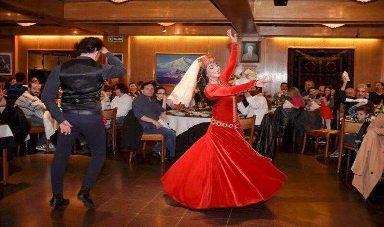 Reinterpretando la tradición Armenia