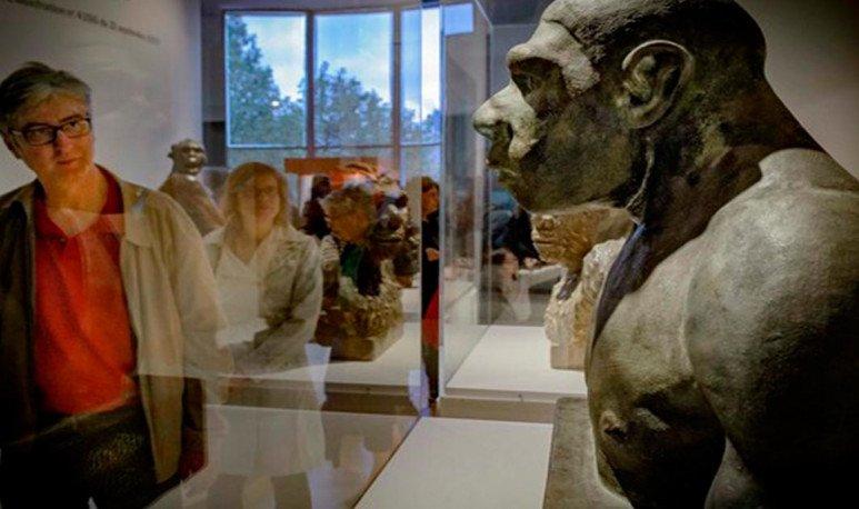 Museo del Hombre en París