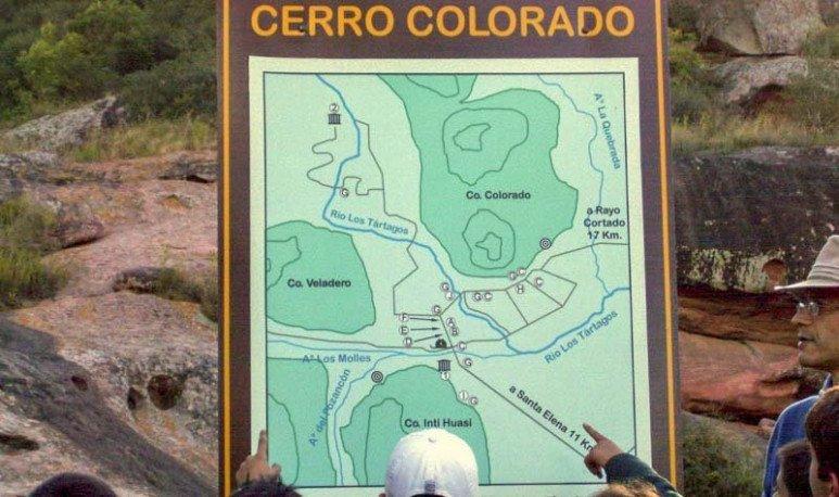 reserva natural cerro colorado