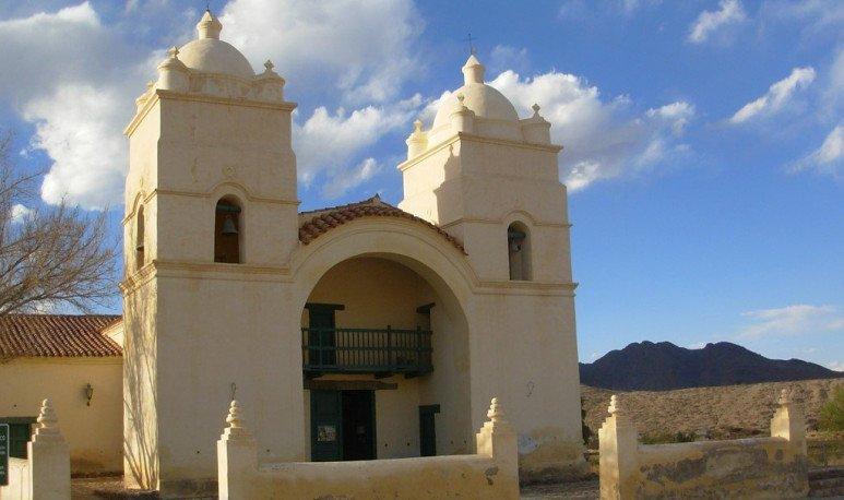 iglesia de molinos en salta