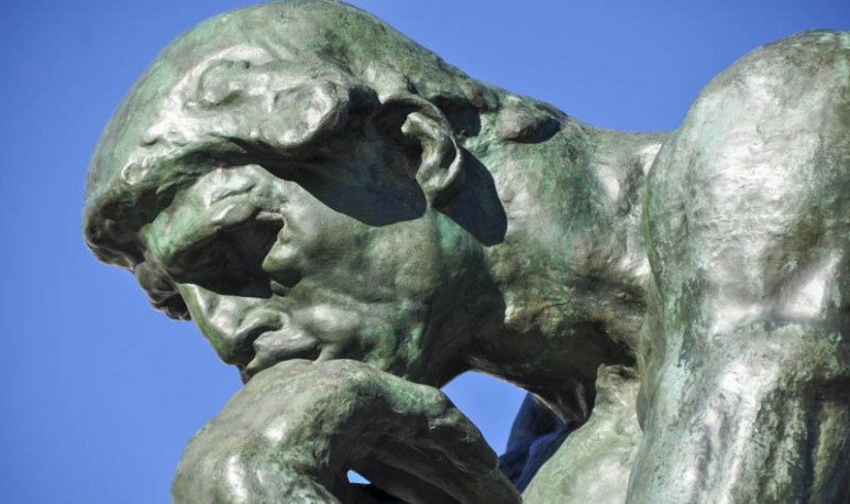 Why do we have Rodin's Thinker