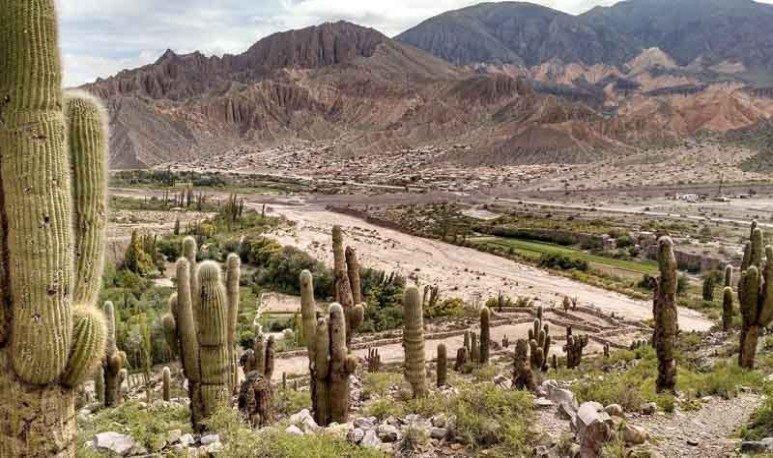Jujuy el único argentino entre los 50 lugares espectaculares para visitar después de una pandemia