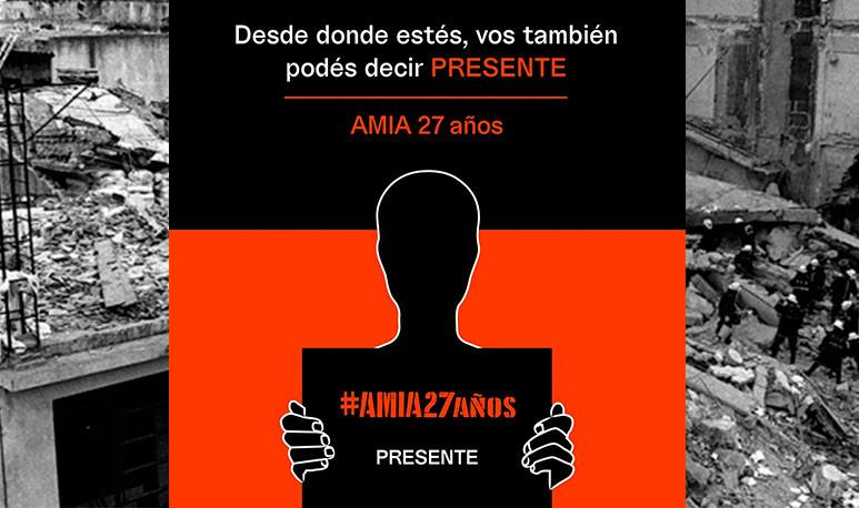 AMIA 27 años