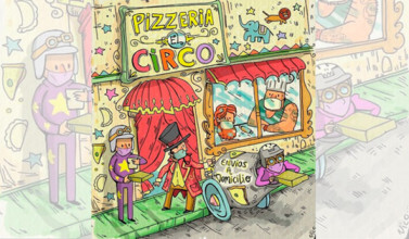 Pizzeria envio