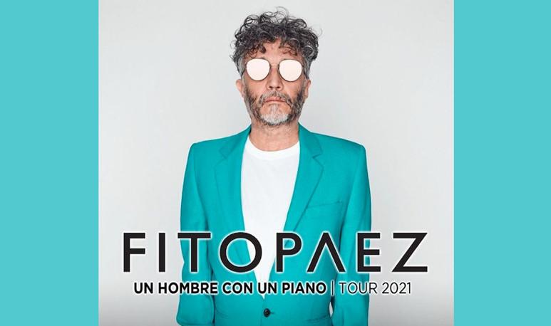 Fito Paez Un hombre con un piano