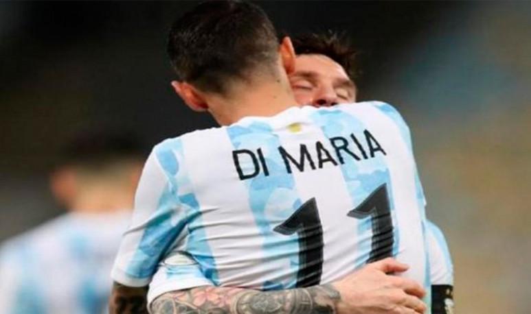 Messi DiMaria