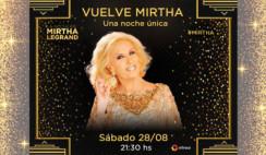 Mirtha Legrand-Vuelve