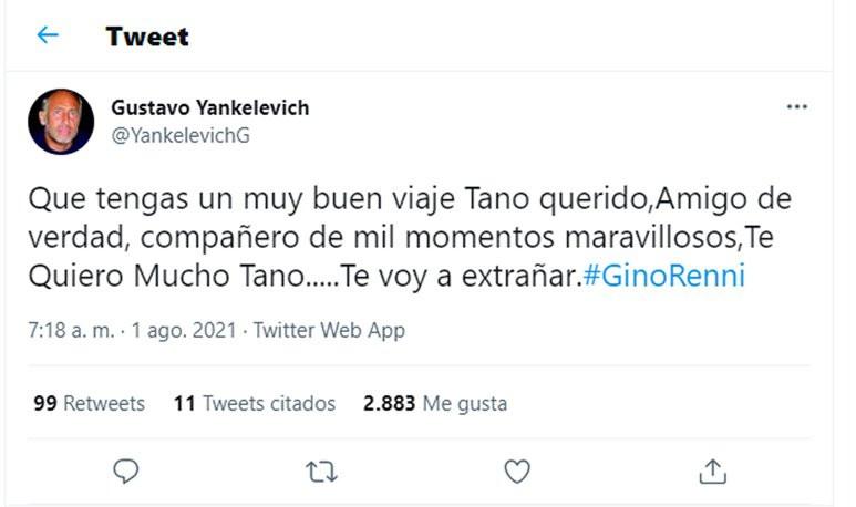 Gustavo Yankelevich Twitter