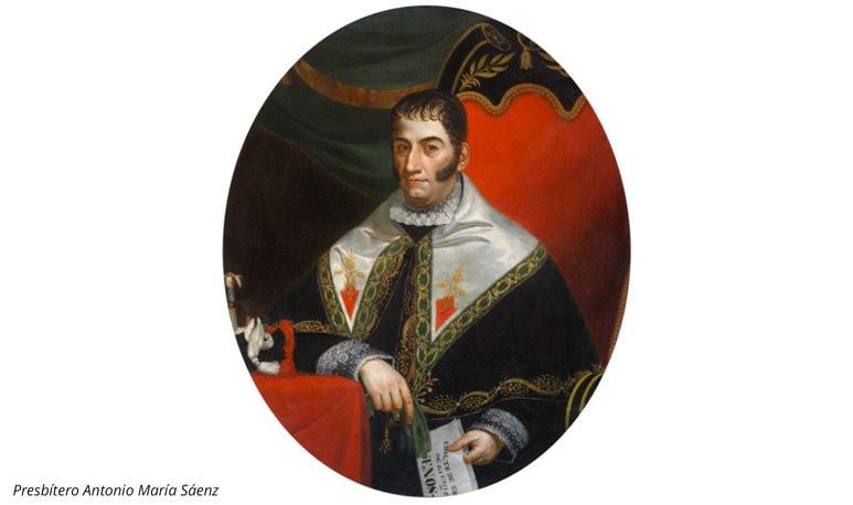 Presbítero Antonio María Sáenz