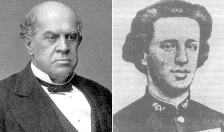 Domingo y Dominguito Sarmiento