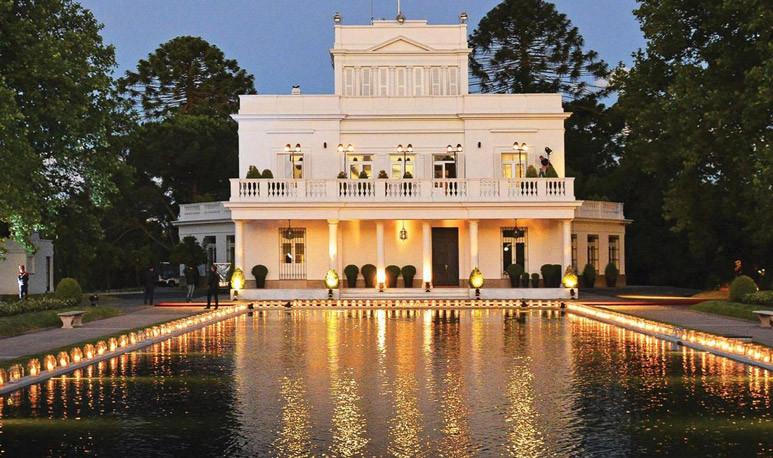Quinta presidencial Olivos