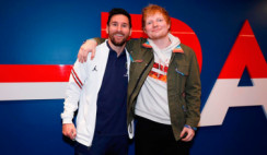 Messi-Sheeran