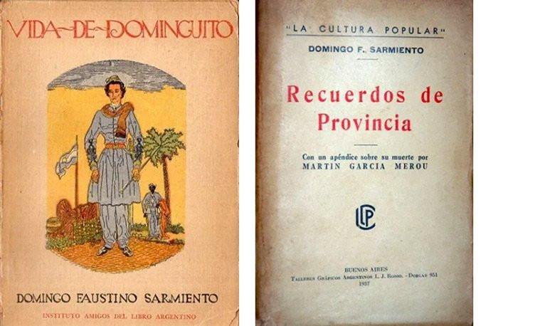 libros Sarmiento