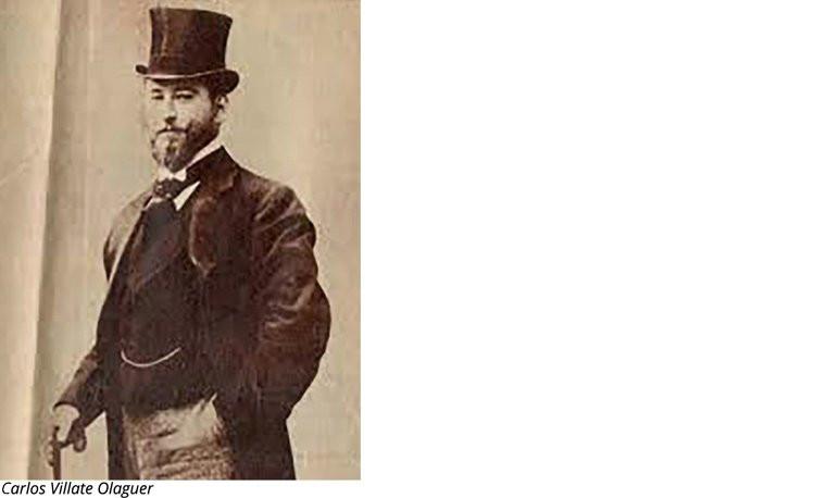 Carlos Villate Olaguer