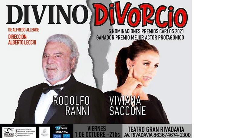 Divino Divorcio Teatro