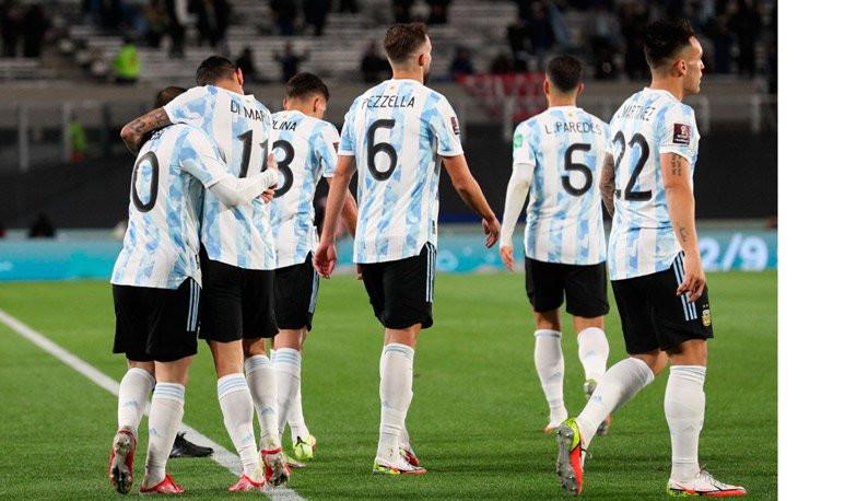 Seleccion Argentina