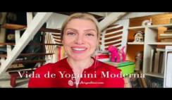 Vida de Yoguini Moderna - Yoga en la naturaleza.