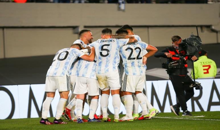 Eliminatorias Argentina - Uruguay