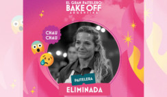 Bake Off-Silvina eliminada